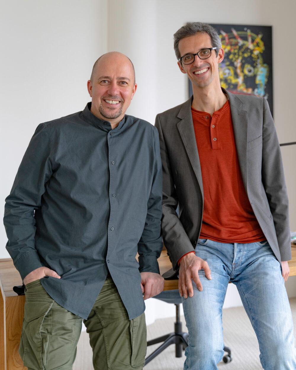 Dietmar CEO, Johannes CFO