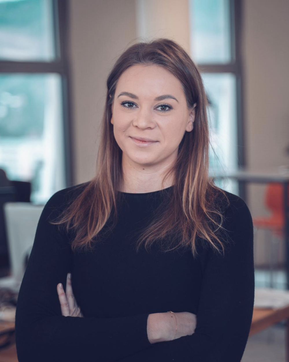 Corinna, Account Director