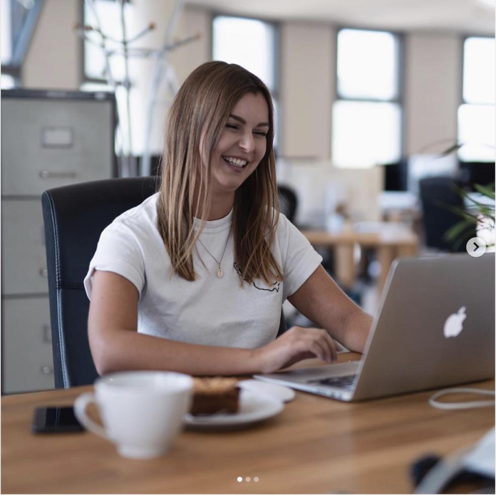 Angelika, Digital Strategist